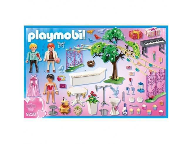 PLAYMOBIL 9228 - RICEVIMENTO DI NOZZE