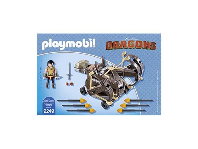 PLAYMOBIL 9249 - ERET CON BALESTRA