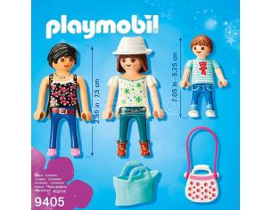 PLAYMOBIL 9405 - SHOPPING GIRLS