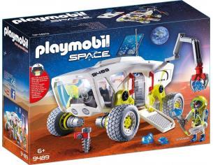PLAYMOBIL SPACE 9489 - MEZZO DI ESPLORAZIONE SU MARTE