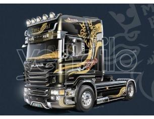 Italeri IT3883 SCANIA R V8 TOPLINE IMPERIAL KIT 1:24 Modellino