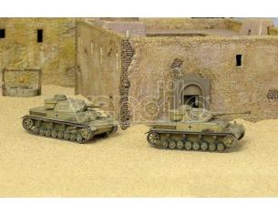 Italeri IT7514 SD.KFZ.161 PZ.KPFW.IV F1/F2 KIT 1:72 Modellino