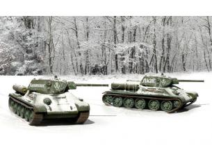 Italeri IT7523 T34/76 M42 KIT 1:72 Modellino
