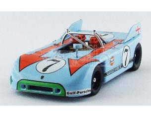 Best Model BT9599 PORSCHE 908/3 N.7 RETIRED TARGA FLORIO 1971 SIFFERT-REDMAN 1:43 Modellino