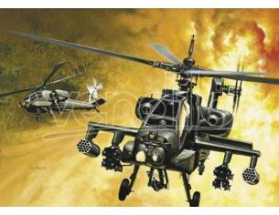 Italeri IT0159 AH-64 APACHE KIT 1:72 Modellino