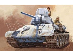 Italeri IT7008 T 34/79 RUSSIAN TANK 1:72 Modellino