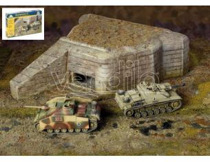 Italeri IT7522 SD.KFZ 142/1STURMGESCHUTZ III FAST ASSEMBLY KIT 1:72 Modellino