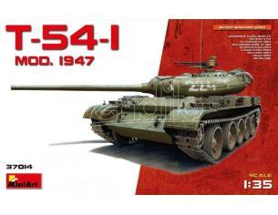 Miniart MIN37014 T-54-1 MOD.1947 KIT 1:35 Modellino