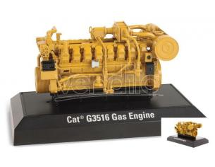 Diecast Master DM85238 CAT G3516 GAS ENGINE 1:25 Modellino