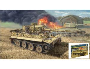 Italeri IT6557 PZ.KPFW.VI AUSF.E TIGER EARLY PROD.KIT 1:35 Modellino