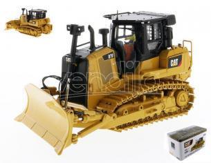Diecast Master DM85555 CAT D7E TRACK-TYPE TRACTOR 1:50 Modellino