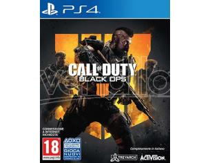 CALL OF DUTY: BLACK OPS IIII SPARATUTTO - PLAYSTATION 4