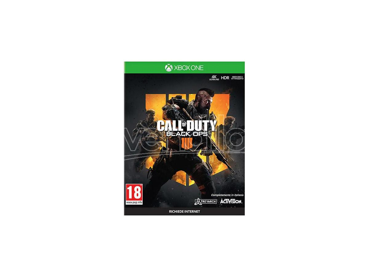 CALL OF DUTY: BLACK OPS IIII SPARATUTTO - XBOX ONE