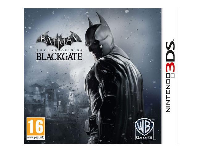BATMAN ARKHAM ORIGINS BLACKGATE AZIONE - NINTENDO 3DS