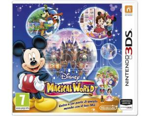 DISNEY MAGICAL WORLD AVVENTURA - NINTENDO 3DS