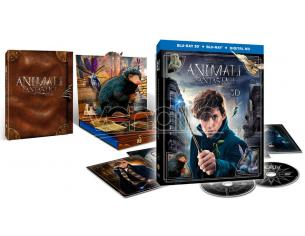 ANIMALI FANTASTICI E DOVE TROVARLI SP.ED FANTASY - BLU-RAY