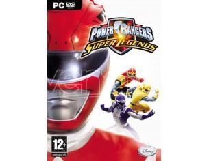 POWER RANGERS SUPER LEGENDS AZIONE - GIOCHI PC