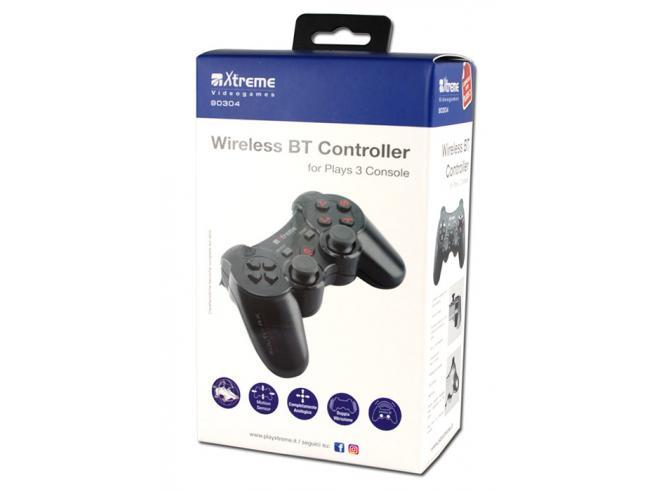 CONTROLLER BLUETOOTH MULTI-AX PS3 JOYPAD