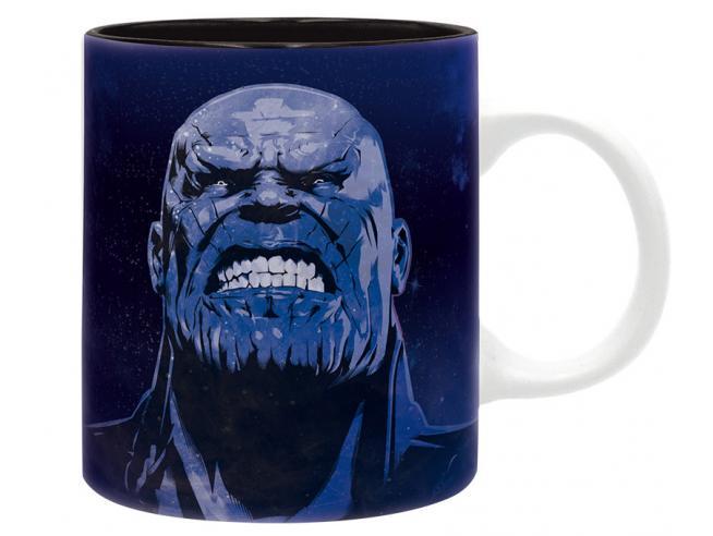 Tazza Marvel - Infinity War Gadget