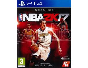 NBA 2K17 SPORTIVO - PLAYSTATION 4