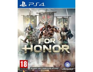 FOR HONOR AZIONE - PLAYSTATION 4