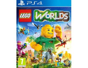 LEGO WORLDS AZIONE - PLAYSTATION 4