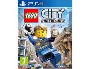 LEGO CITY UNDERCOVER AZIONE AVVENTURA - PLAYSTATION 4