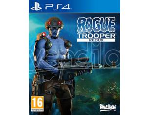 ROGUE TROOPER REDUX AZIONE - PLAYSTATION 4