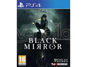 BLACK MIRROR GIOCO DI RUOLO (RPG) - PLAYSTATION 4