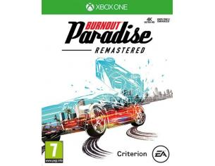 BURNOUT PARADISE REMASTERED GUIDA/RACING - XBOX ONE