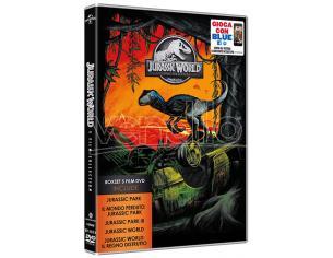 JURASSIC 5 - MOVIE COLLECTION (5 DISCHI) AZIONE DVD