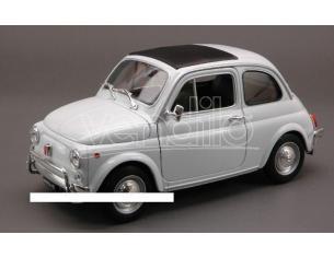 Welly WE1464 FIAT 500 L 1968 WHITE 1:18 Modellino SCATOLA ROVINATA
