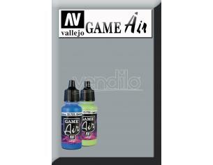 VALLEJO GAME AIR SILVER 72752 COLORI
