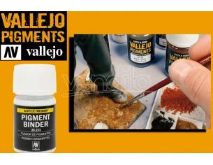 VALLEJO PIGMENT BINDER 26233 COLORI