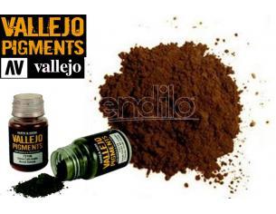 VALLEJO PIGMENT RUST73117 COLORI