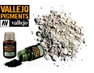 VALLEJO PIGMENT TITANIUM WHITE 73101 COLORI