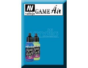 VALLEJO GAME AIR ELECTRIC BLUE 72723 COLORI