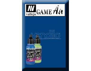 VALLEJO GAME AIR MAGIC BLUE 72721 COLORI