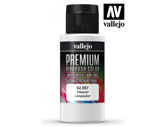 VALLEJO PREMIUM AIRBRUSH CLEANER 62067 COLORI