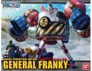 BANDAI MODEL KIT ONE PIECE FRANKY MEHCA COLL MODEL KIT