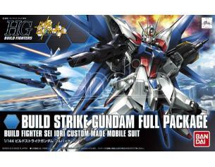 BANDAI MODEL KIT HGBF GUNDAM BUILD STRIKE FULL PACK 1/144 MODEL KIT