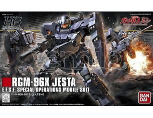 BANDAI MODEL KIT HGUC JESTA 1/144 MODEL KIT