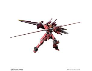BANDAI MODEL KIT MG GUNDAM JUSTICE 2.0 1/100 MODEL KIT