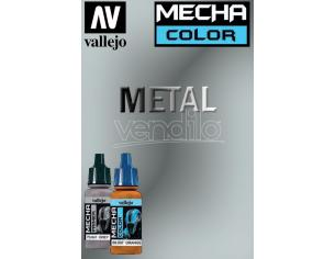 VALLEJO MECHA COLOR LIGHT STEEL 69064 COLORI