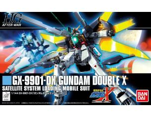 BANDAI MODEL KIT HGAW GUNDAM DOUBLE X 1/144 MODEL KIT