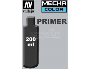 VALLEJO MECHA COLOR PRIMER GREY 200 ml 74641 COLORI