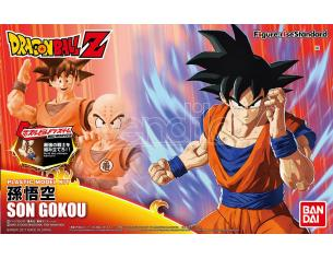 Bandai Model Kit Figura Rise Son Gokou Model Kit