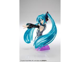 BANDAI MODEL KIT FIGURE RISE HATSUNE MIKU LTD COLOR BUST MODEL KIT