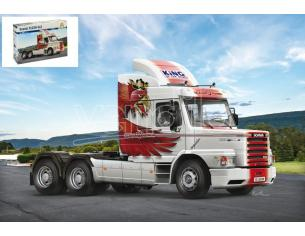 Italeri IT3937 SCANIA T143H 6x2 KIT 1:24 Modellino