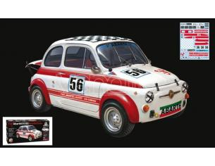 Italeri IT4705 FIAT ABARTH 695 SS/695SS A KIT 1:12 Modellino